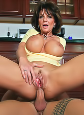 Deauxma drops down her sexy and cute clothes and gets her nasty pussy fucked hard.