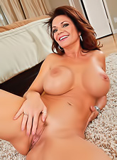 Horny and sexy babe, Deauxma gets rid of her sexy clothes and gets fucked real hard.