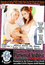 Welcome To Dr. Moretwat's Personal Archive Of Homemade Lesbo Lust 2