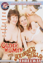 Older Women With Younger Girls Threeway